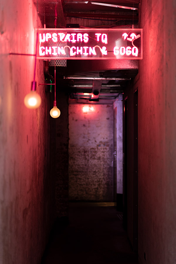 Chin Chin Restaurant, Guy Adamson, Sydney Photographer