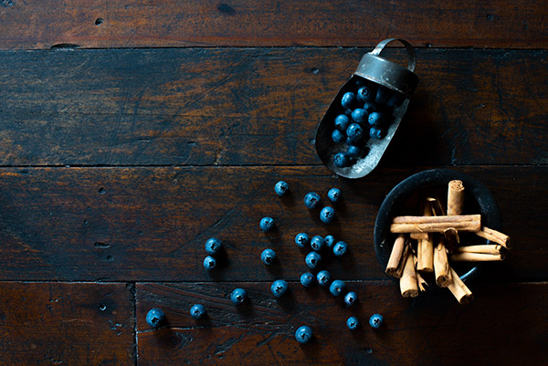 Blue Berries Food Photography, Guy Adamson, Sydney Photographer