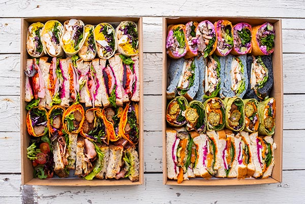 Gourmet Sandwiches, Food Photography