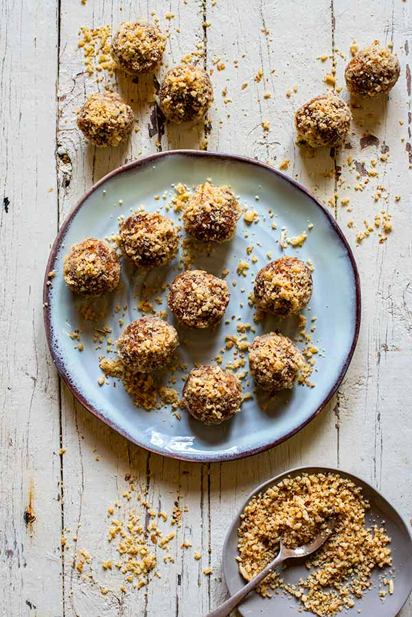 Bliss Balls, Food Photography